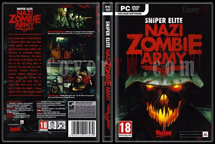 Sniper Elite: Nazi Zombie Army - Scan PC Cover - English [2013]-sniper-elite-nazi-zombie-armyjpg