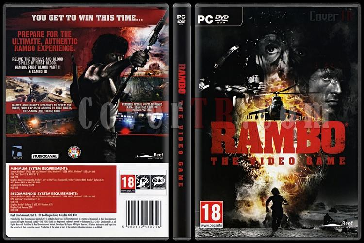 Rambo: The Video Game - Scan PC Cover - English [2014]-rambo-video-gamejpg