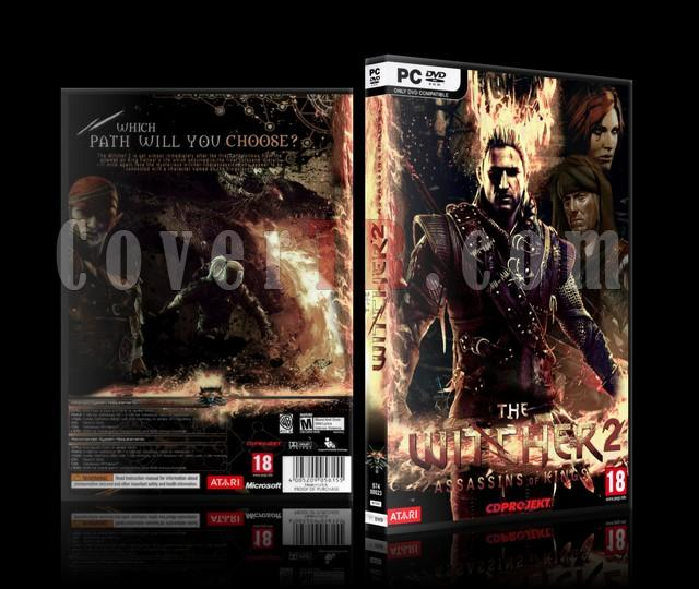 The Witcher 2 - Assassins Of Kings DVD Cover-witcher-2-assassins-kingsjpg