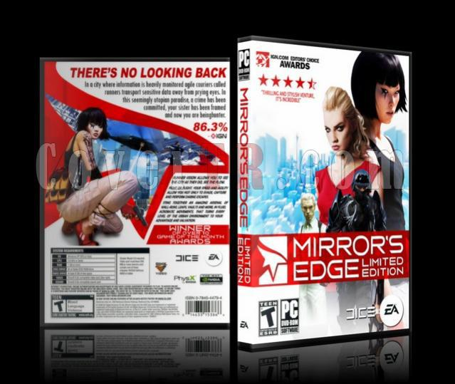 Mirrors Edge-Limited Edition DVD Cover-mirrors-edge-limited-editionjpg