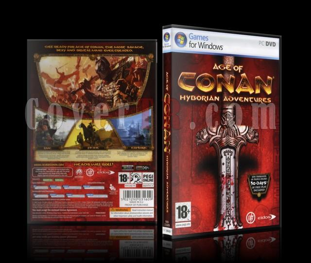 Age Of Conan DVD Cover-age-conanjpg