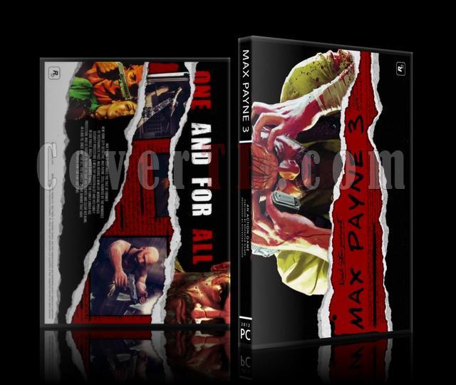 Max Payne 3 (Costum) DVD Cover-max-payne-3-costumjpg