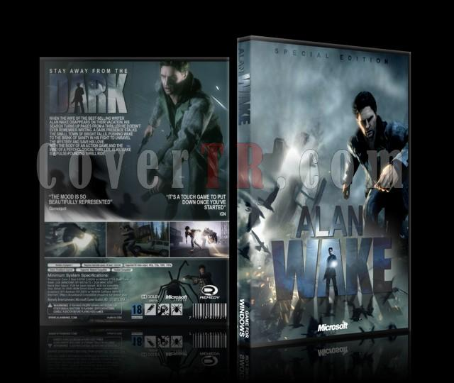 Alan Wake (Costum) DVD Cover-alan-wakejpg