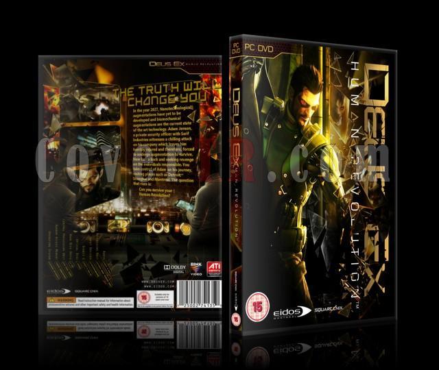 Deus Ex-Human Revolution (Costum) DVD Cover-deus-ex-human-revolutionjpg