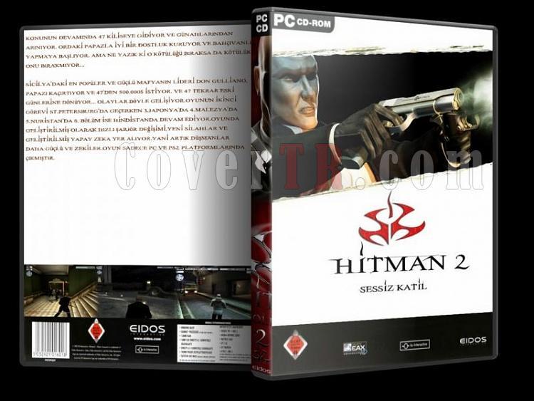 Hitman - DVD Cover Set Türkçe-22jpg