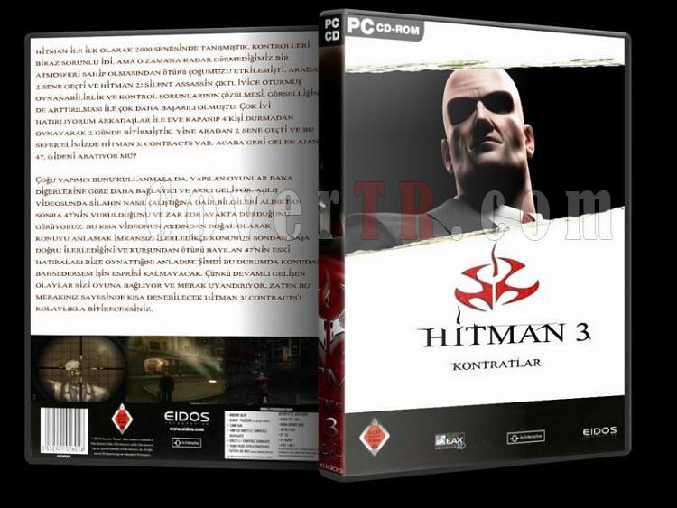 Hitman - DVD Cover Set Türkçe-33jpg