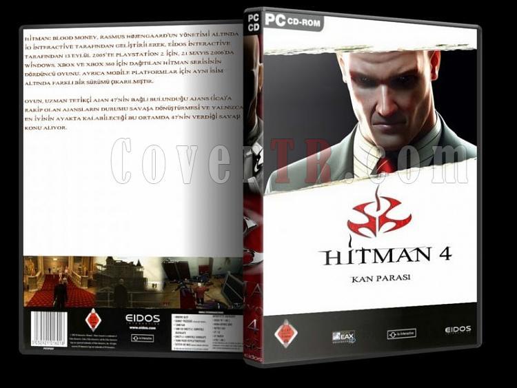 Hitman - DVD Cover Set Türkçe-44jpg