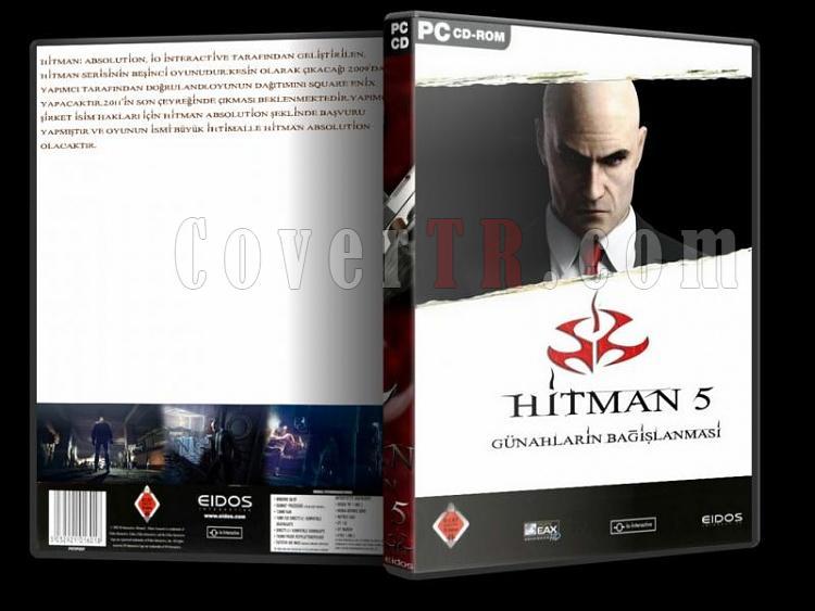 Hitman - DVD Cover Set Türkçe-55jpg