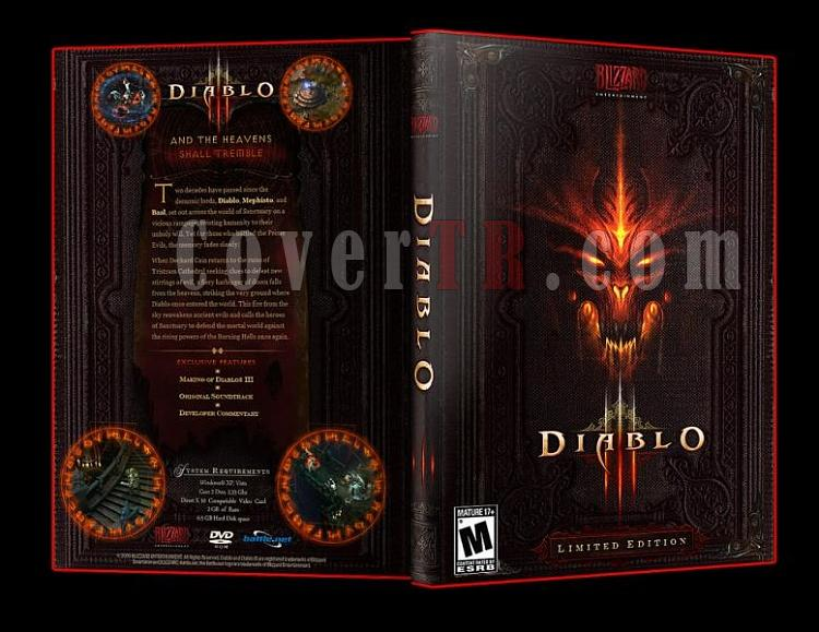 Diablo 3 Pc Dvd Cover-ajpg