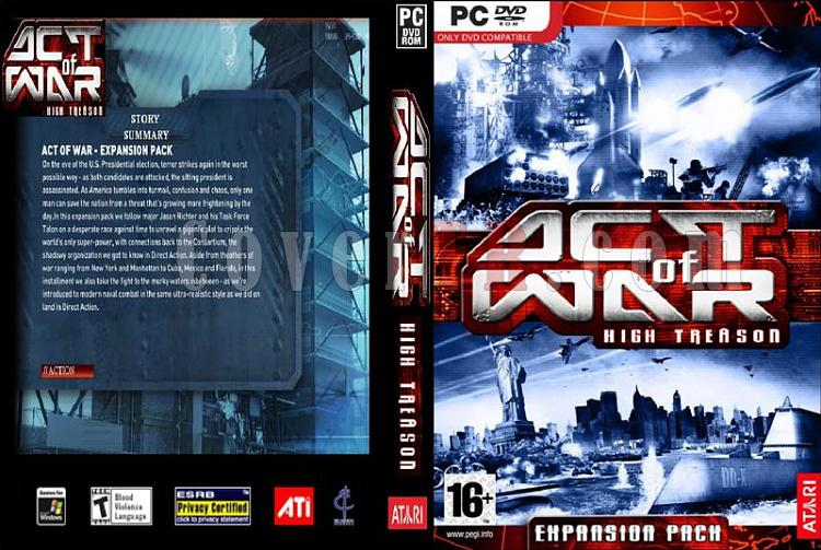 Act Of War High Treason - PC Dvd Cover-act-war-high-treason-ortajpg