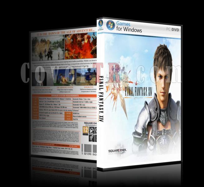 Final Fantasy XIV Pc Dvd Cover-ajpg