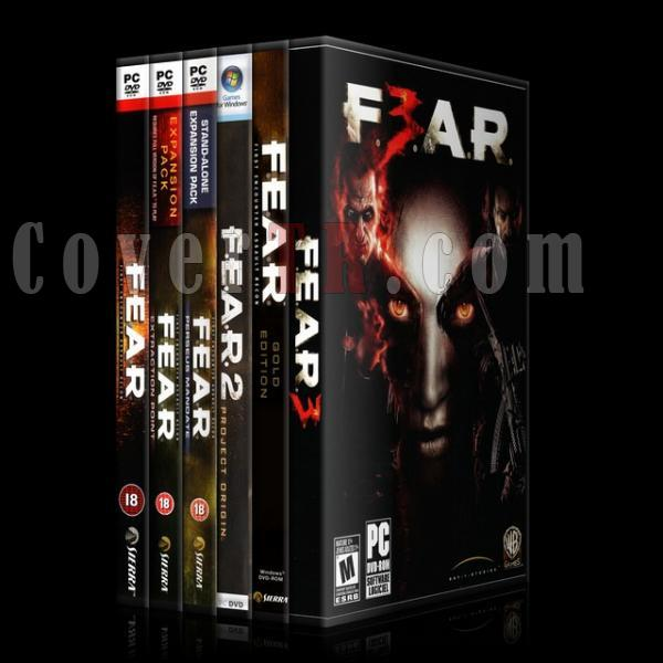 F.E.A.R Collection (Scan Cover)-spinjpg