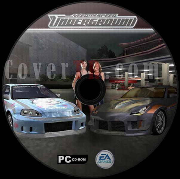 Need For Speed Underground - Custom PC Dvd Label - English [2003]-need_for_speed_underground_dvd_label1jpg