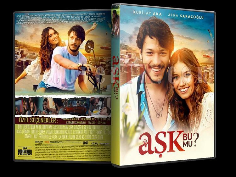 Aşk Bu Mu - Custom Dvd Cover - Türkçe [2018]-onizlemejpg