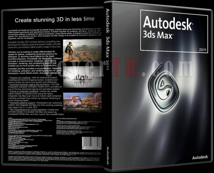 Autodesk 3ds Max 2011 - Custom Dvd Cover - English [2010]-autodesk_3ds_max_2011_dvd_coverjpg