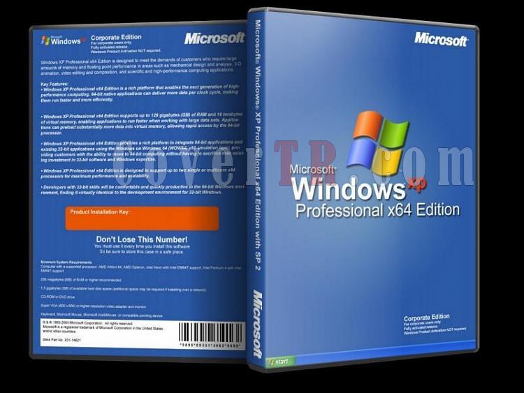 Microsoft Windows XP Professional x64 - Custom Dvd Cover - English [2001]-windows_xp_professional_x64jpg