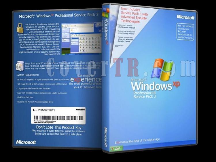 Microsoft Windows XP Professional - Custom Dvd Cover - English [2001]-windows_xp_professionaljpg