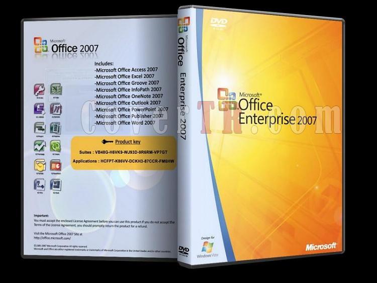 Microsoft Office 2007 Enterprise - Custom Dvd Cover - English [2007]-microsoft_office_2007_enterprisejpg