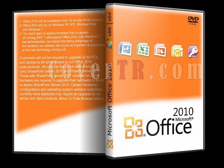 Microsoft Office 2010 Professional - Custom Dvd Cover - English [2010]-microsoft_office_2010jpg