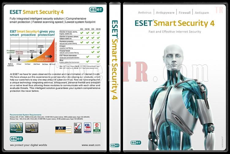 Eset Smart Security 4 - Custom Dvd Cover - English [2009]-eset-smart-security-4-custom-dvd-cover-english2009jpg