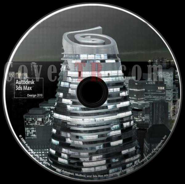Autodesk 3ds Max 2010 - Custom Dvd Label - English [2009]-autodesk_3ds_max_2010_dvd_labeljpg