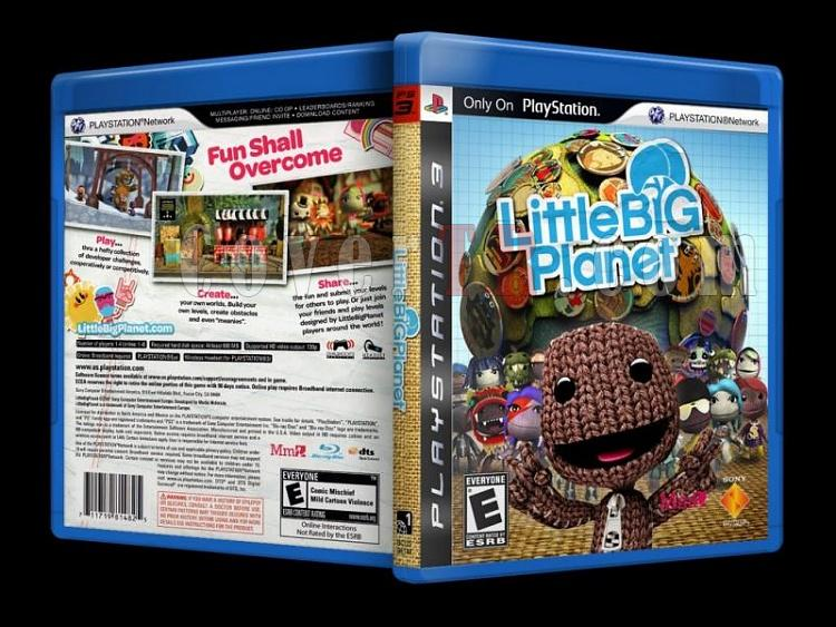 Little Big Planet - Scan PS3 Cover - English [2007]-little_big-planet-scan-ps3-cover-english-2007jpg