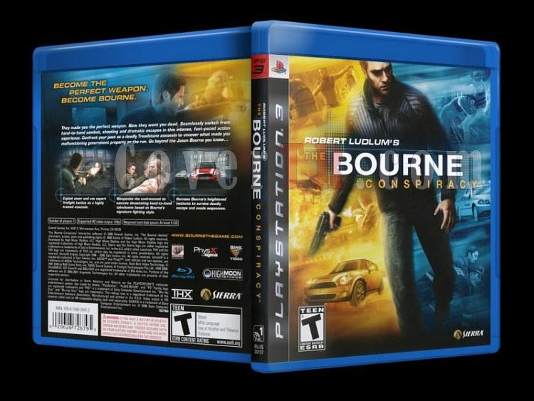 The Bourne Conspiracy - Scan PS3 Cover - English [2008]-the_bourne-conspiracy-scan-ps3-cover-english-2008jpg