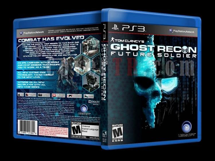 Tom Clancys Ghost Recon Future Soldier - Custom PS3 Cover - English [2012]-tom_clancys-ghost-recon-future-soldier-custom-ps3-cover-english-2012jpg