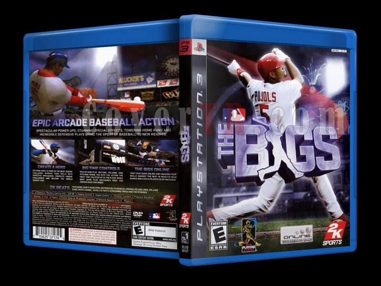 The Bigs - Scan PS3 Cover - English [2007]-bigs-scan-ps3-cover-english-2007jpg