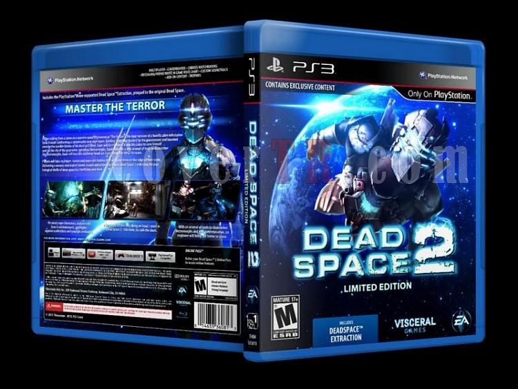 Dead Space 2 Limited Edition - Custom PS3 Cover - English [2011]-dead_space-2-limited-edition-custom-ps3-cover-english-2011jpg