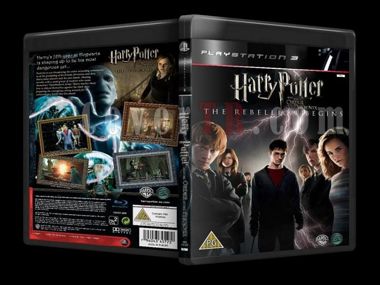 Harry Potter and the Order of the Phoenix - Custom PS3 Cover [2007]-harry_potter-order-phoenix-custom-ps3-cover-2007jpg