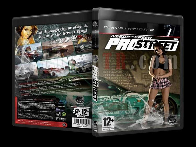 Need for Speed ProStreet - Custom PS3 Cover [2007]-need_for-speed-prostreet-custom-ps3-cover-2007jpg