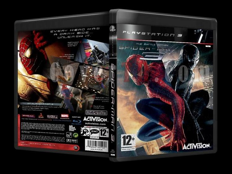 Spider-Man 3 - Custom PS3 Cover - English [2007]-spider-man_3-custom-ps3-cover-english-2007jpg