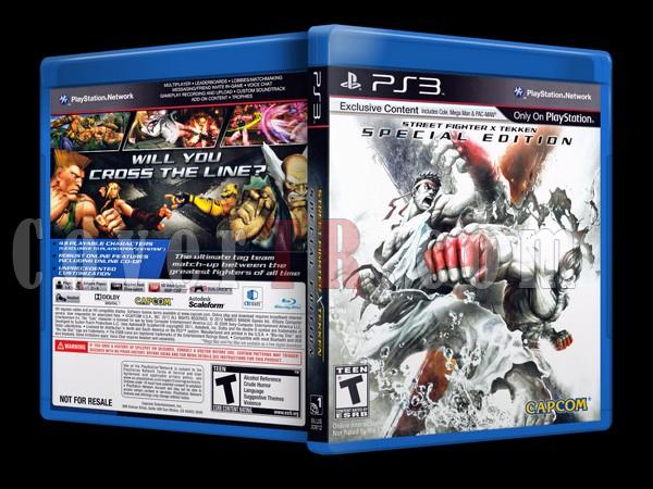 Street Fighter X Tekken-Special Edition   - Scan PS3 Cover - English [2012]-sfxt-sejpg