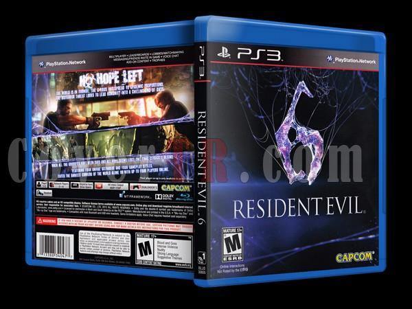 Resident Evil 6  - Scan PS3 Cover - English [2012]-resident-evil-6jpg