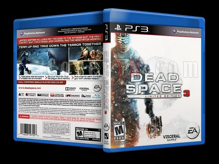 Dead Space 3 - Scan PS3 Cover - English [2013]-dead-space-3jpg