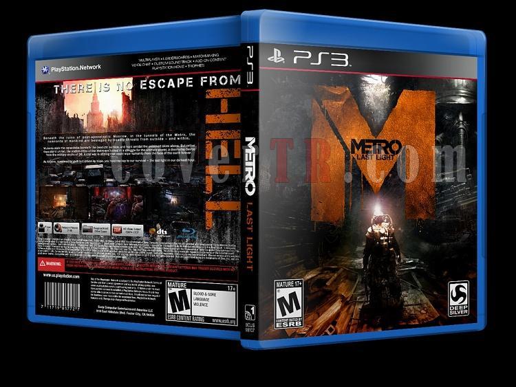 Metro: Last Light - Custom PS3 Cover - English [2013]-metro-last-lightjpg