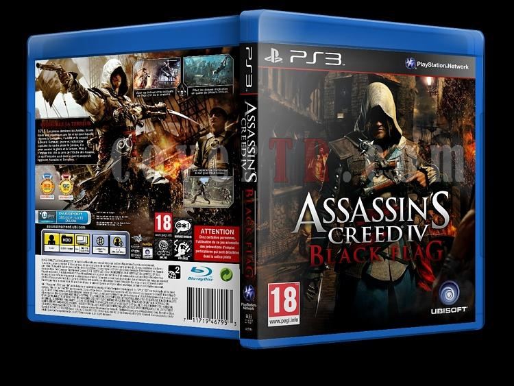 Assassin's Creed IV: Black Flag - Custom PS3 Cover - French [2013]-assassins-creed-iv-black-flagjpg