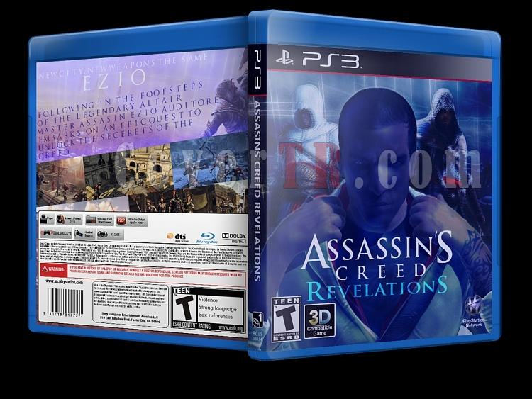 Assassin's Creed: Revelations - Custom PS3 Cover - English [2011]-assassins-creed-revelationsjpg
