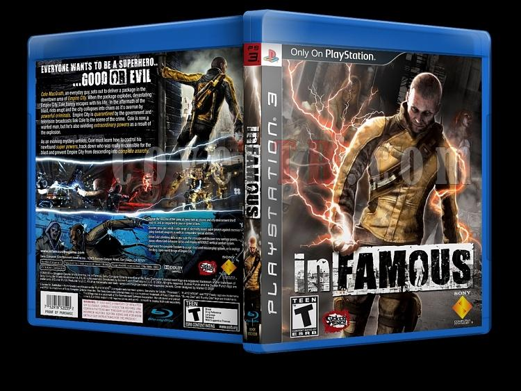 Infamous - Custom PS3 Cover - English [2009]-infamousjpg