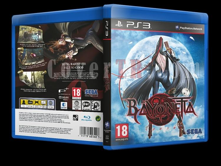 Bayonetta - Custom PS3 Cover - English [2010]-1jpg