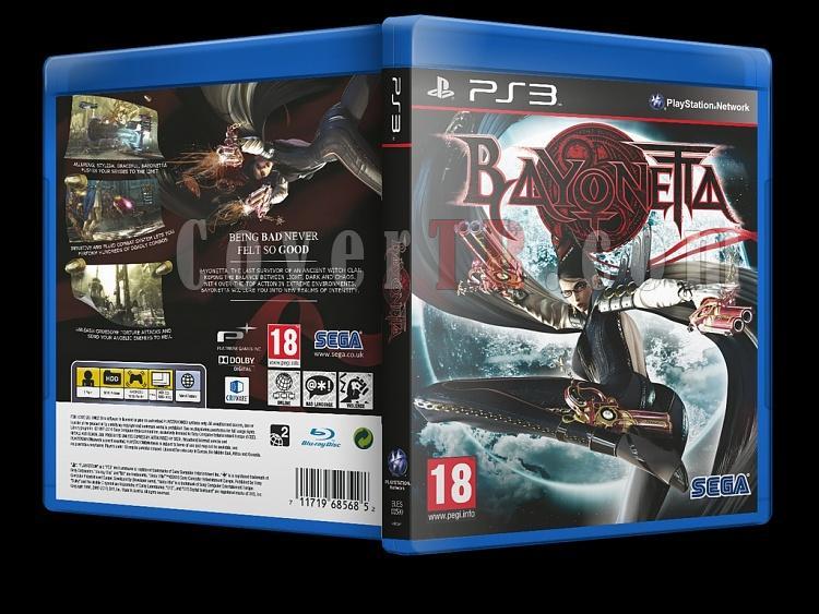 Bayonetta - Custom PS3 Cover - English [2010]-2jpg