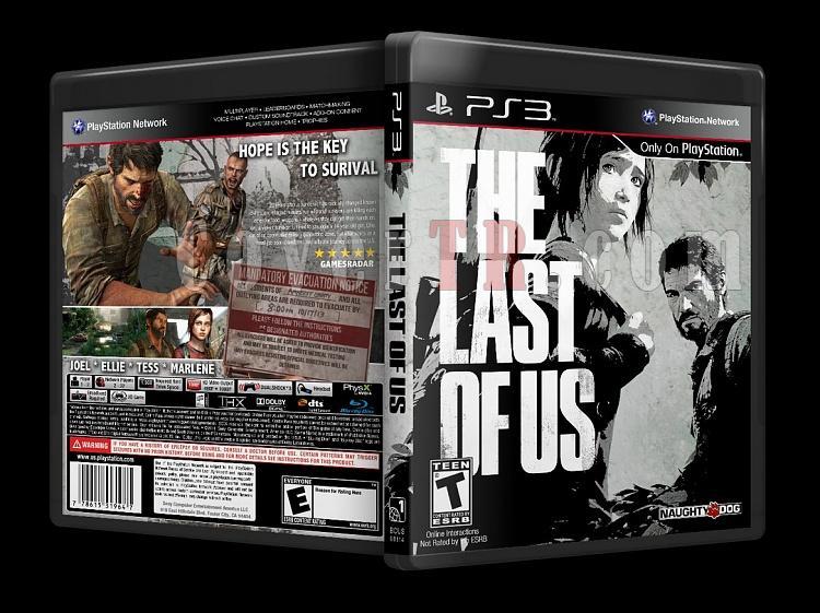 The Last Of Us - Custom PS3 Cover - English [2013]-last-us-blackjpg