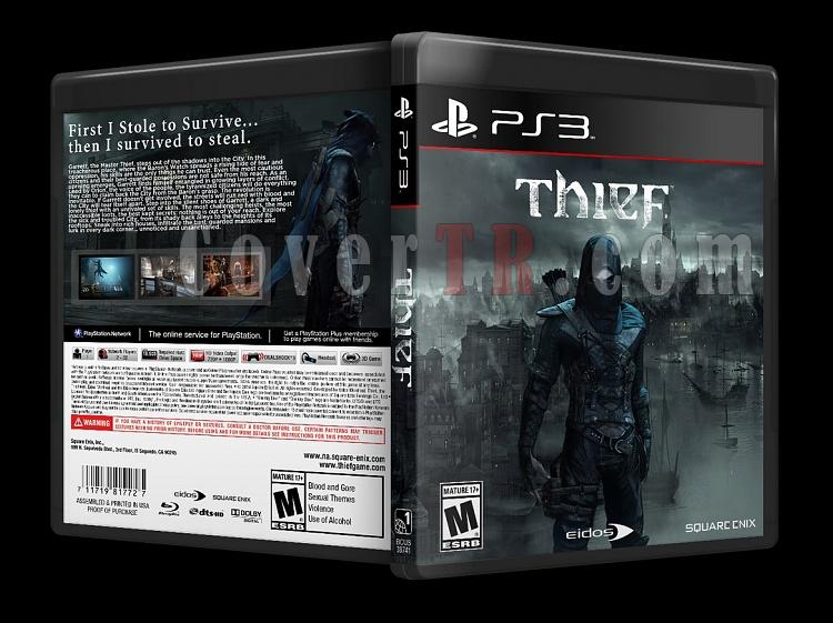 Thief - Custom PS3 Cover - English [2013]-thiefjpg