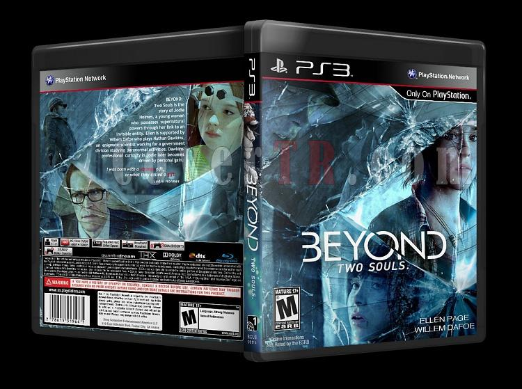 BEYOND: Two Souls - Custom PS3 Cover - English [2013]-beyondjpg