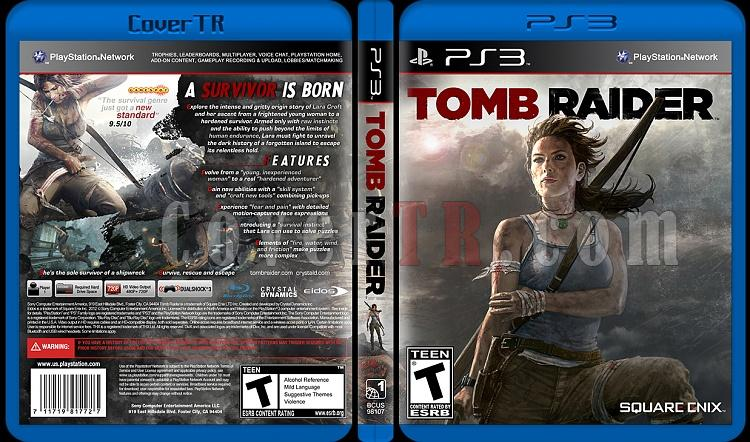 Tomb Raider - Custom PS3 Cover - English [2013]-tomb-raider-custom-ps3-cover-english-2013jpg