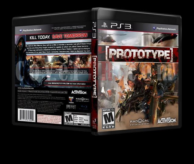 Prototype - Custom PS3 Cover - English [2009]-prototypejpg