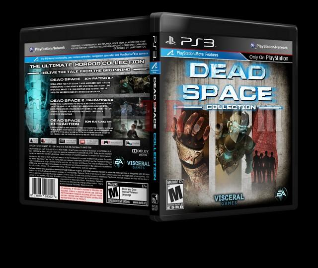 Dead Space Collection - Custom PS3 Cover - English [2008]-dead-space-collectionjpg