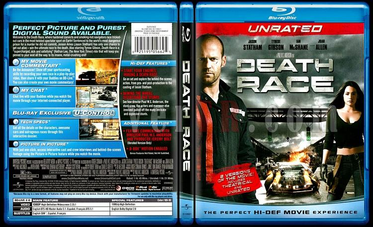 Death Race (Ölüm Yarışı) - Scan Bluray Cover - English [2008]-death-race-picjpg