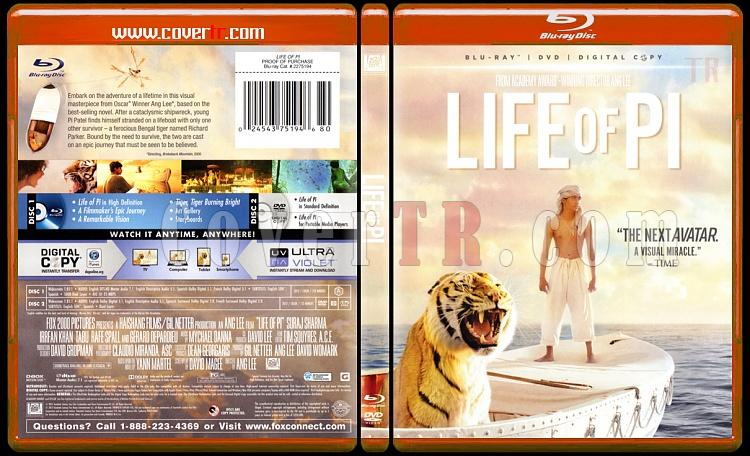 Life of Pi (Pi'nin Yaşamı) - Scan Bluray Cover - English [2012]-life-pi-pinin-yasami-scan-bluray-cover-english-2012-prejpg